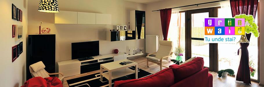Salon, Casa din Oferta Grunwald residence, Timisoara EST